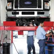 Johnson City TN ford oil change specials