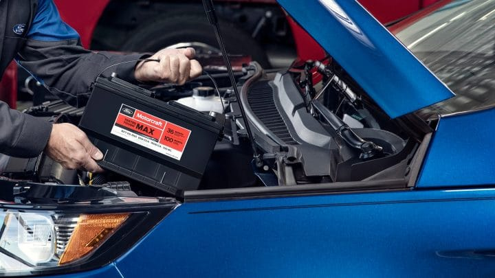 Ford Battery Coupon