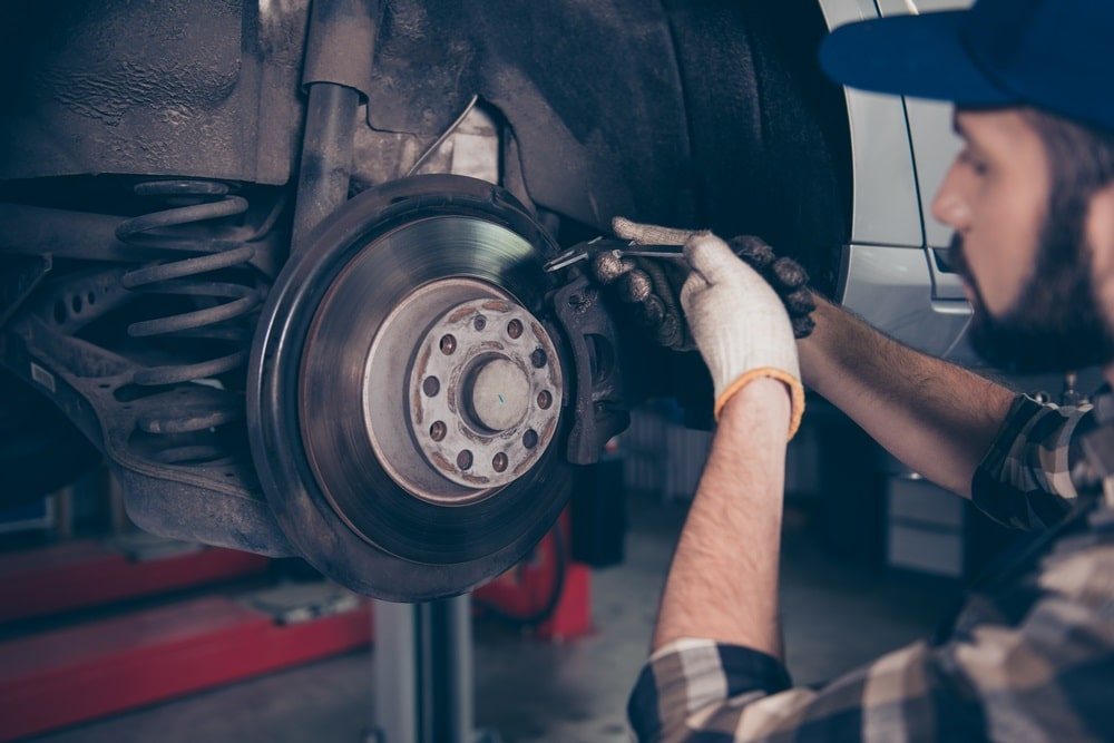 How to Determine You Need a Brake Inspection