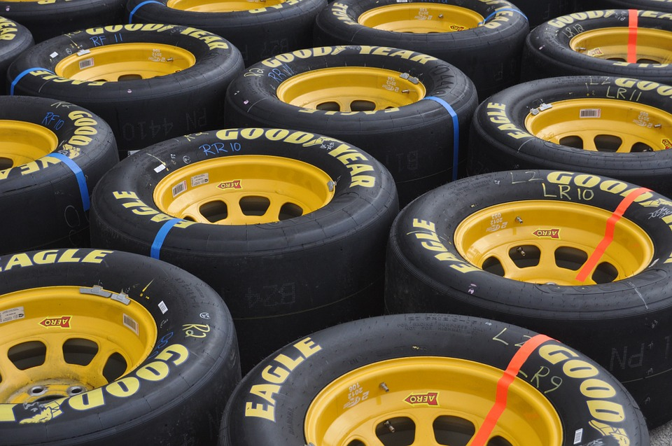 Tire replacement services and coupons