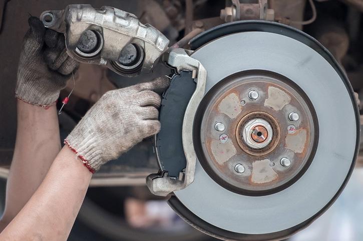 Brake Replacement - SM