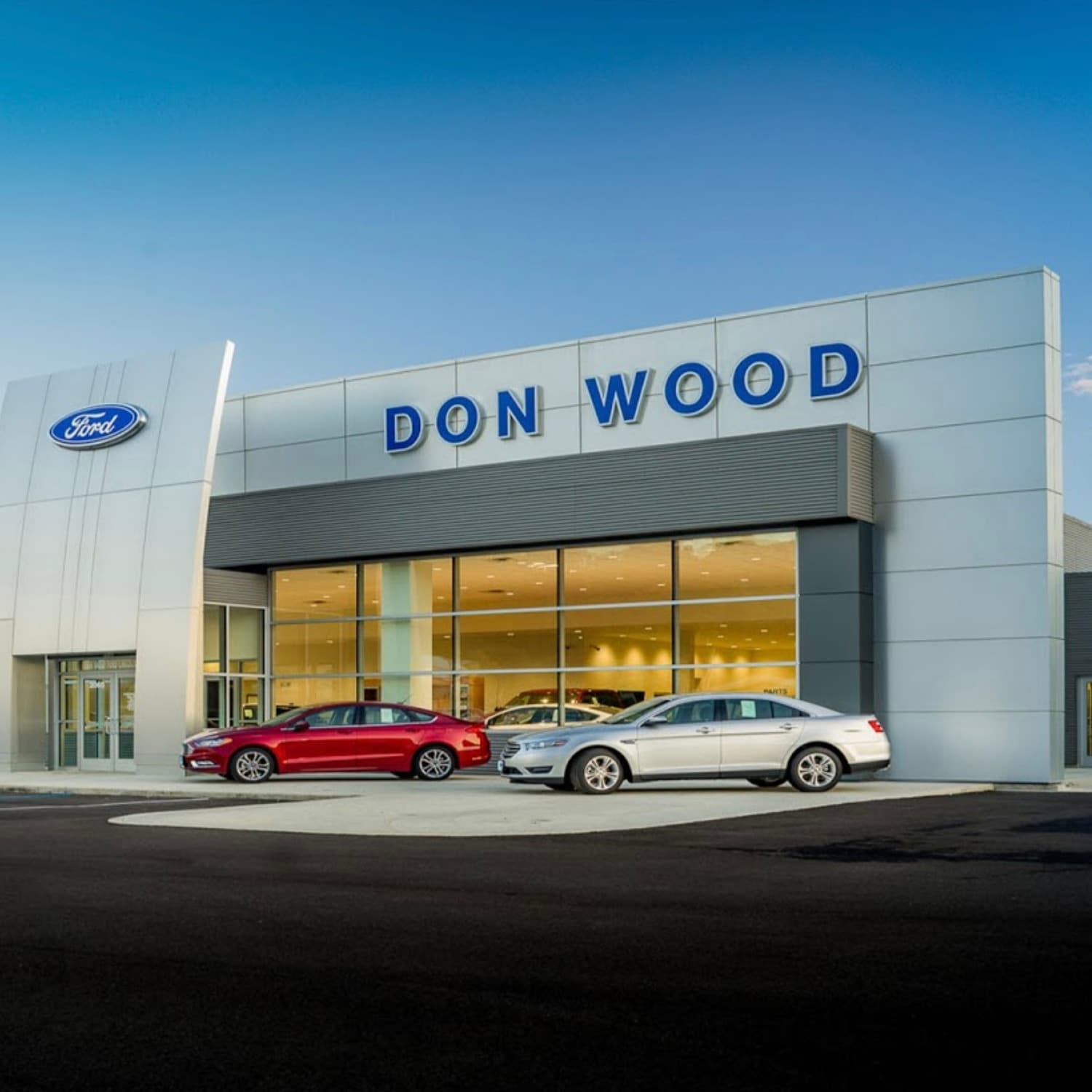 Don Wood Ford, Lincoln, Inc.