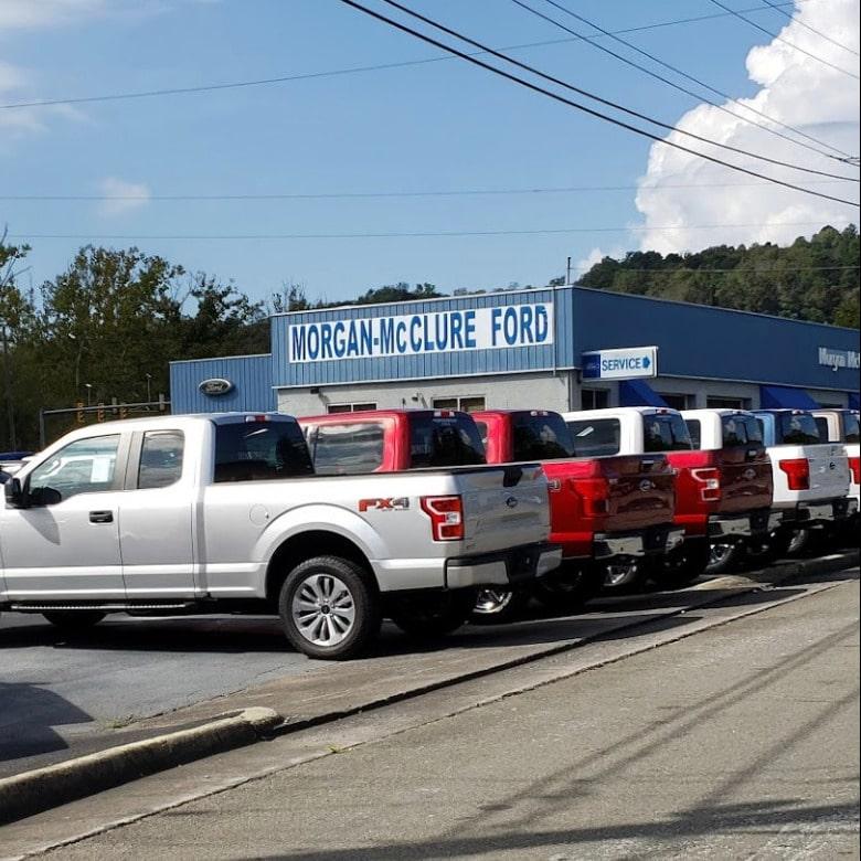 Morgan-McClure Ford, Inc.