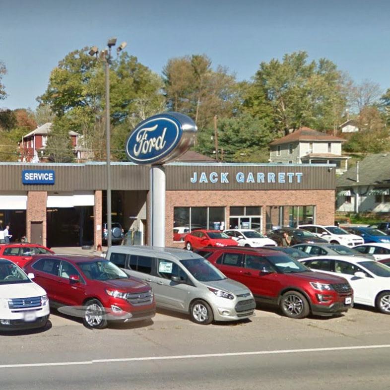 Jack Garrett Ford, Inc.