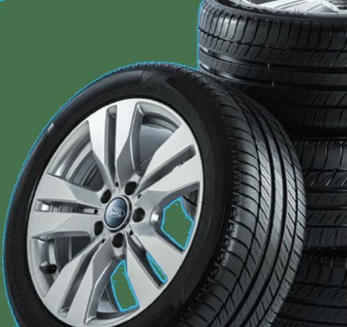 Balding Tires