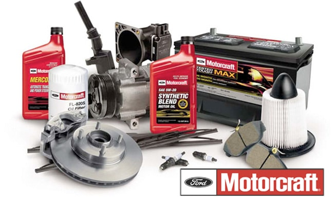 Ripley WV Ford parts online